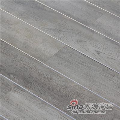德合家Falquon 强化地板F88505 白色橡木-1