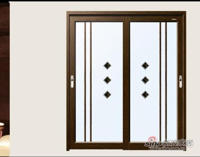 美心门吊趟门系列 Dm206