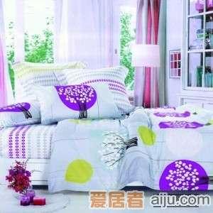 家元素床上用品媚惑四件套QD13000011