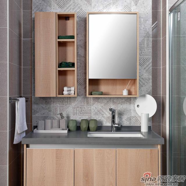 日下奈良浴室柜系列
