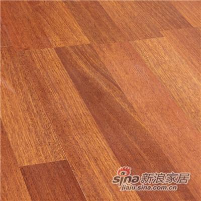 德合家SAXON 强化地板9742马来缅茄木-1