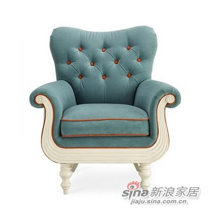 美克美家查尔丝汀沙发椅