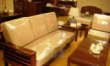 谷氏实木家具欧式G-3-1沙发