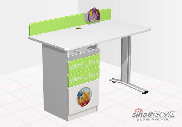 迪士尼百变维尼书桌-0