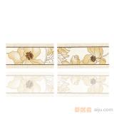 陶一郎-欧式墙纸系列-二合一平面大腰线TW45156C-H(150*300mm)