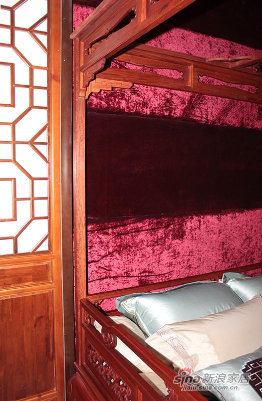 明式架子床-1