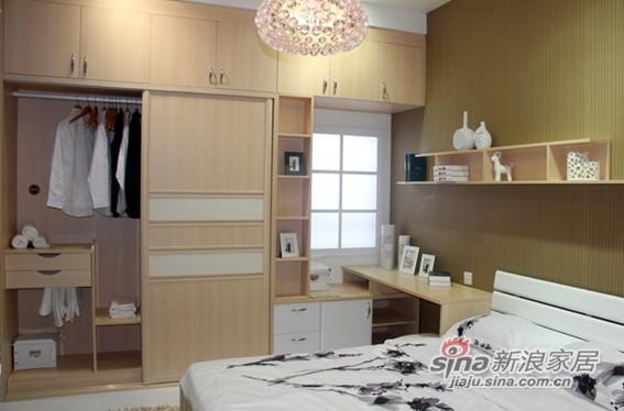 套房系类(衣柜+床+梳妆台)