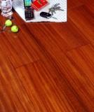 宏鹏地板钻晶面实木系列―圆盘豆WFT-09-01A