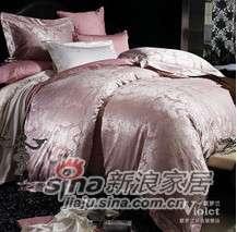紫罗兰家纺丝棉提花六件套巴塞妮亚VPES51-6-0
