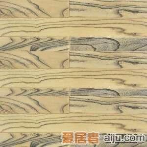 比嘉-实木复合地板-皇庭系列:云舒白栓(910*125*15mm)1