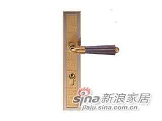 雅洁AS2011-H70118-728145铜锁体+70铜锁胆-0