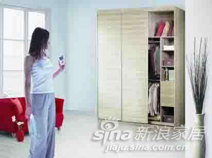 好莱客衣柜-8