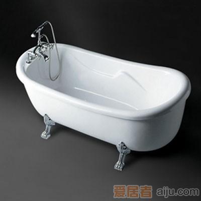 惠达-HD1102龙头浴缸1
