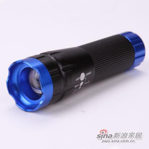 鸿雁LED手电筒06款