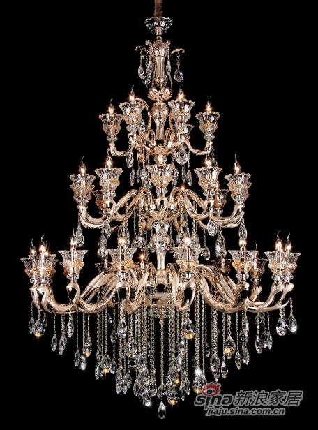 卡兰蒂斯水晶灯-K1-1068-0