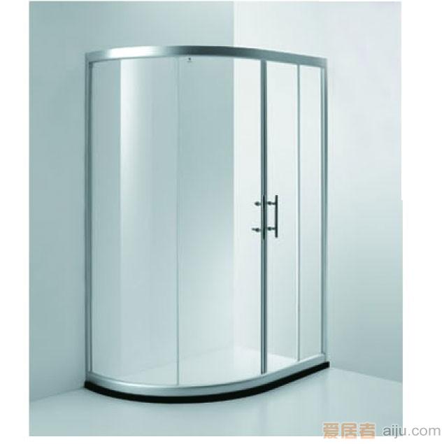 法恩莎淋浴房FL9066A(1200*800*1980mm)含石基条1