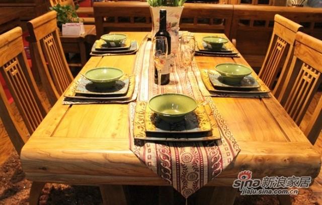 强力KT-6001餐桌-1