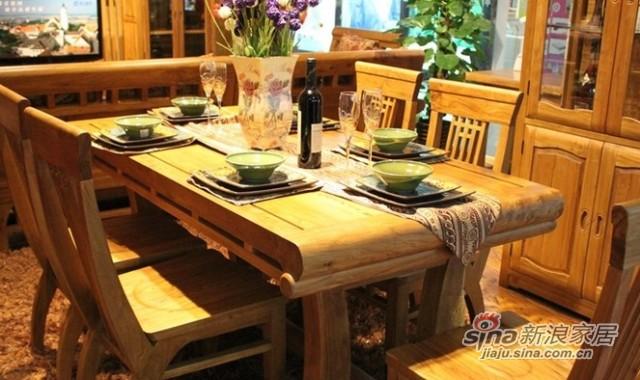 强力KT-6001餐桌-2