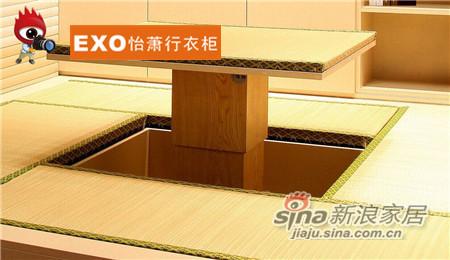 EXO怡萧行第五空间多功能房升降机