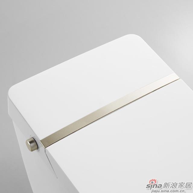 旋动力S10智能温控座便器ICO556-4
