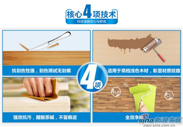 水性润莹木器透明面漆-5