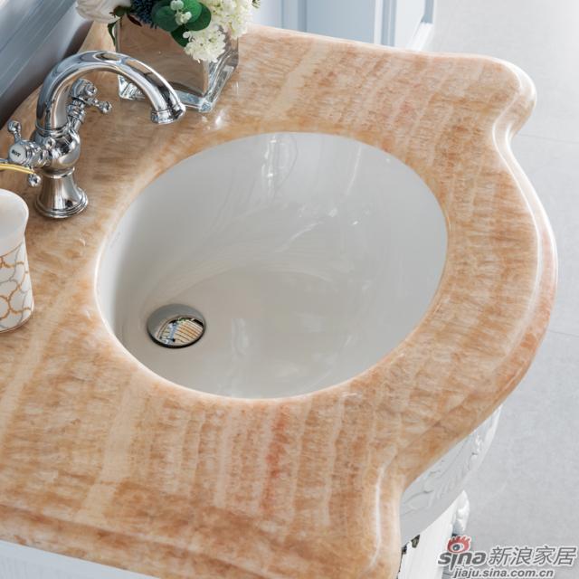 阿洛尼浴室柜-欧式仿古柜-A1624-1