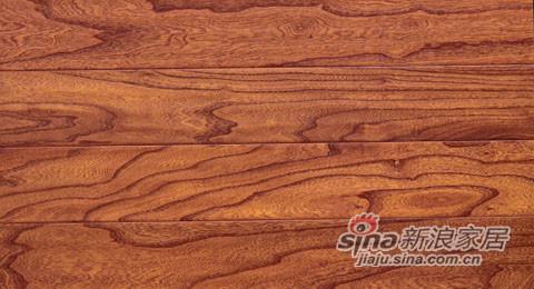 【永吉地板】实木复合仿古毕加索系列——香波堡