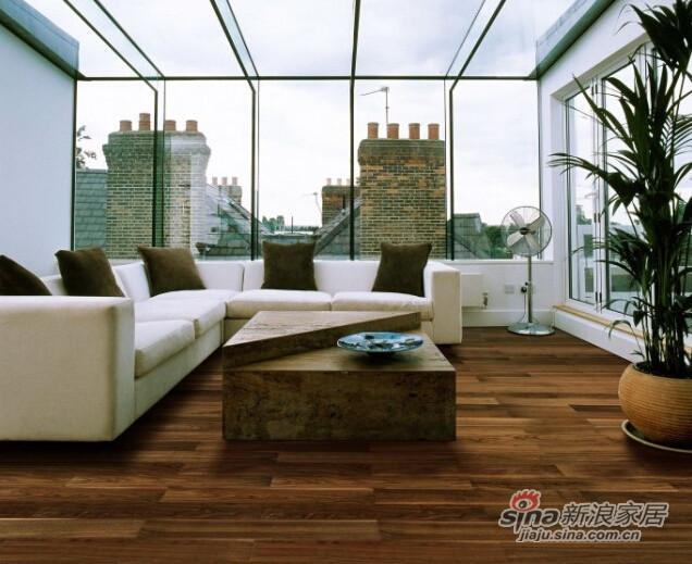 菲林格尔实木复合地板-未来主义 鎏金古道