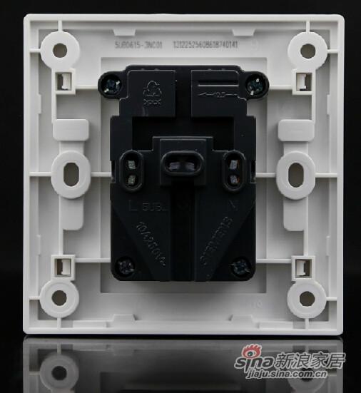 西门子二三孔电源插座-1