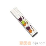红蜘蛛瓷砖-C类产品系列-墙砖(腰线)RY43089D-H(450*90MM)
