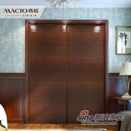玛格定制家具移门衣柜定制