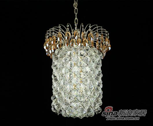 钜豪形卧室灯具MD87368 定制 直径620 高700-1