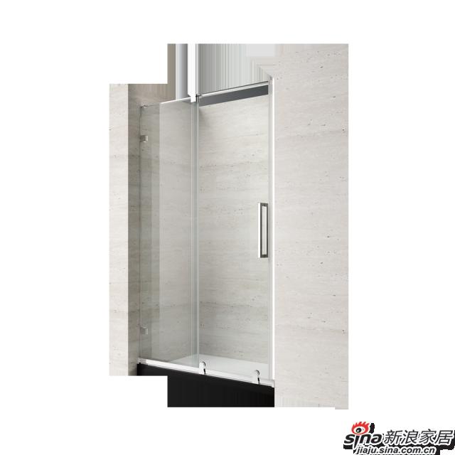 恒洁卫浴淋浴房HLG05Y21