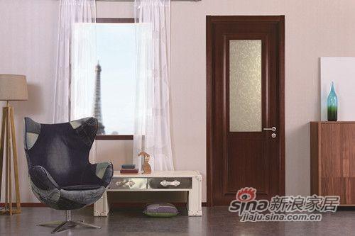 TATA木门油漆门 室内门 BL-040
