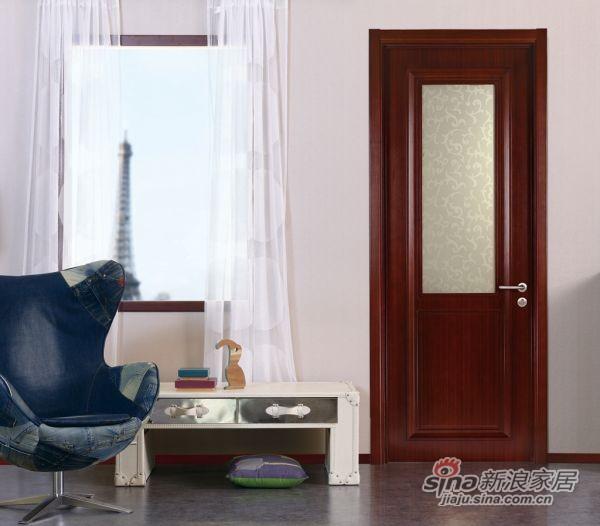 TATA木门油漆门 室内门 BL-040 -1