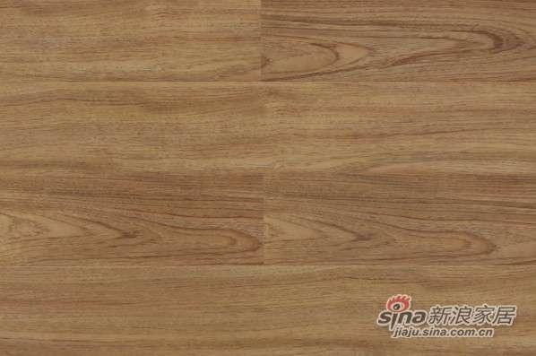 大卫地板中国红-华章红系列强化地板DWSL22水晶胡桃-0
