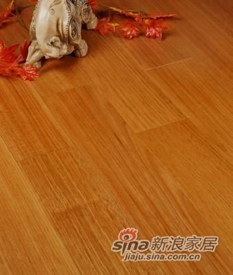 宏鹏地板金铂面防潮实木系列―纤皮玉蕊WFT-11-01A-0