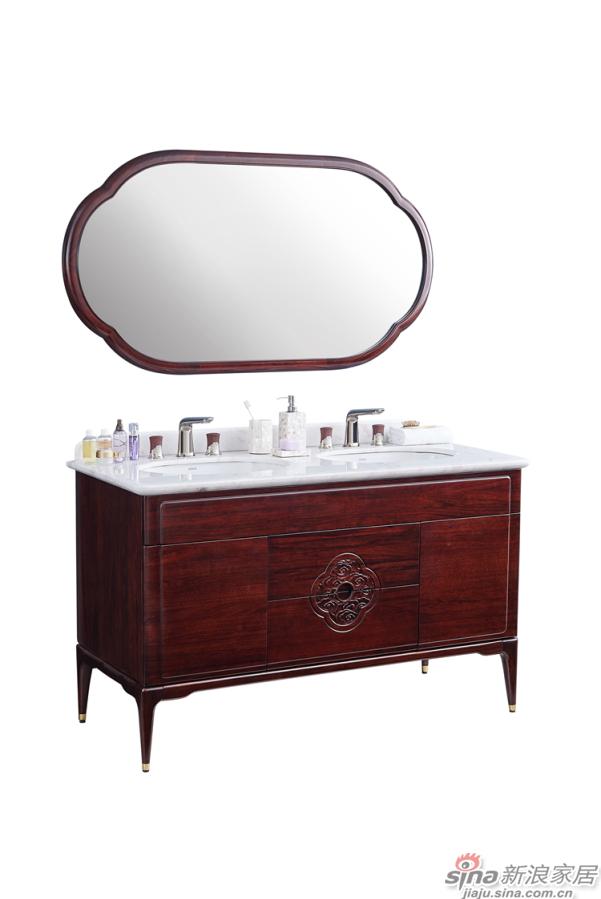 浪鲸卫浴君合浴室柜系列BF6508-1