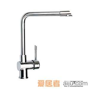 GORLDE单把单孔厨房水槽/洗菜池龙头XDD/635YZJ1