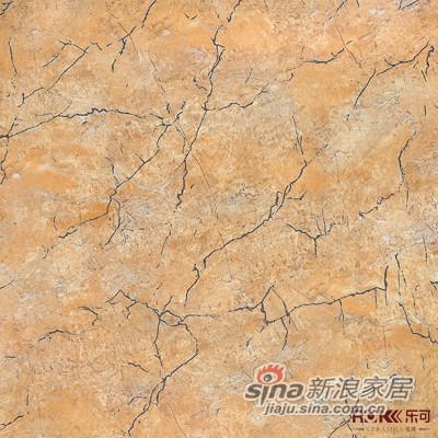 乐可瓷砖―金碧御石系列―金属釉(棕黄)-0