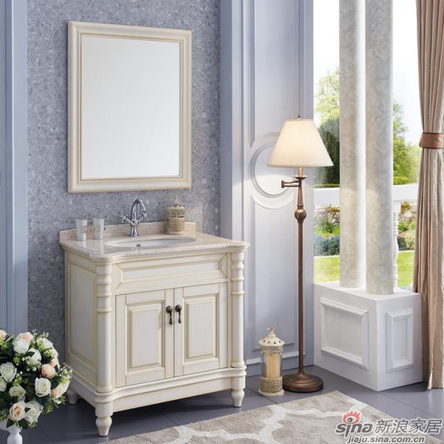 阿洛尼浴室柜-美式浴室柜-A1826