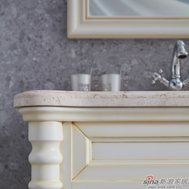 阿洛尼浴室柜-美式浴室柜-A1826-2