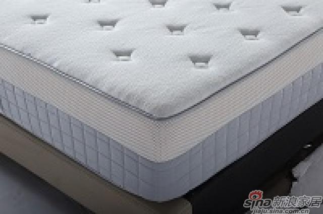 萨瓦尔零压绵弹簧床垫-4