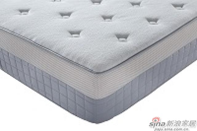 萨瓦尔零压绵弹簧床垫-8