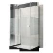 恒洁卫浴淋浴房HLG02U41