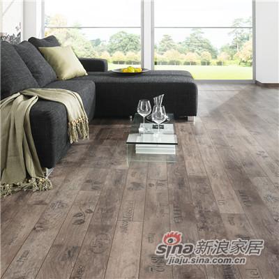 德合家SAXON 强化地板8757红酒文化-0