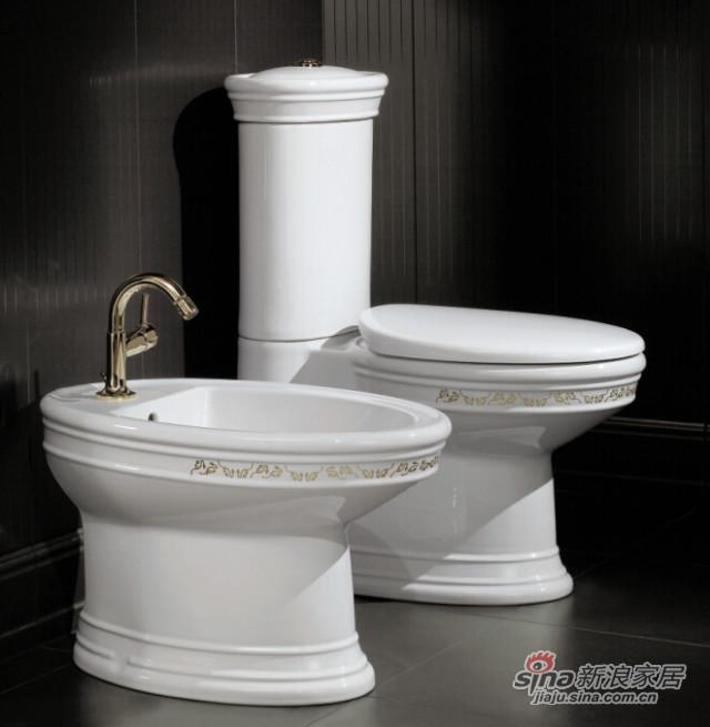 皇家阿曼达系列坐厕-0
