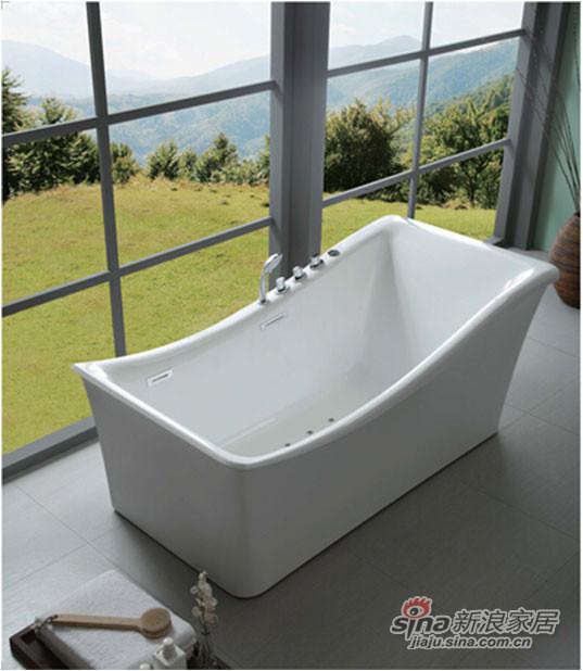 箭牌卫浴按摩浴缸AQ17804UQ