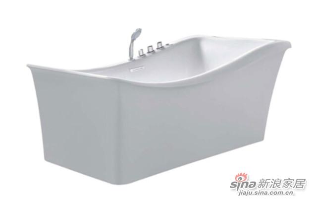 箭牌卫浴按摩浴缸AQ17804UQ-2