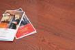 林昌地板--12系列仿古拉丝--财源滚滚EOL1205